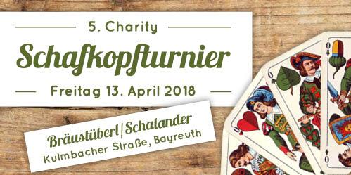 Charity Schafkopf Turnier Bayreuth